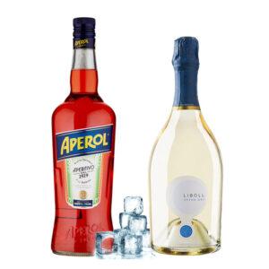 Aperol e Liboll Extra Dry